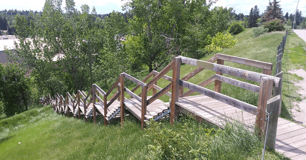 Glencoe Stairs Thumbnail