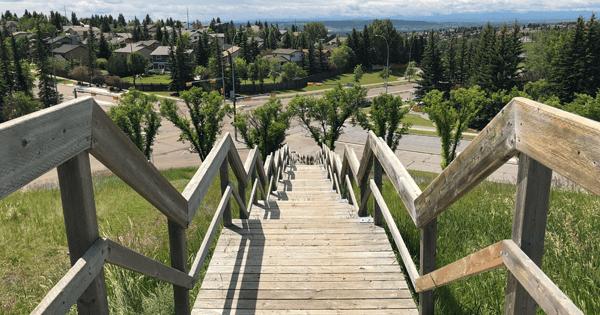 Edgemont Stairs Thumbnail