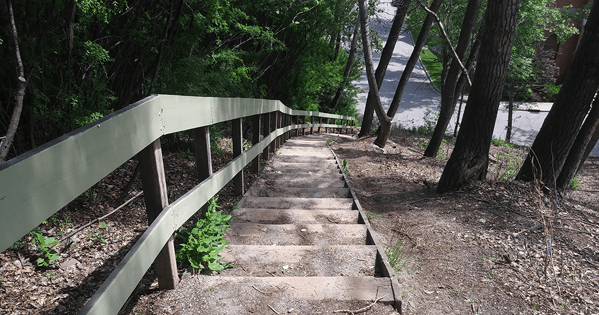 Elbow Park Stairs Thumbnail