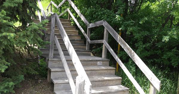 Glencoe Short Stairs Thumbnail