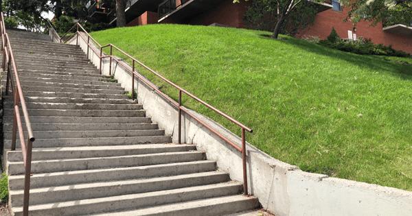 Third Avenue Stairs Thumbnail