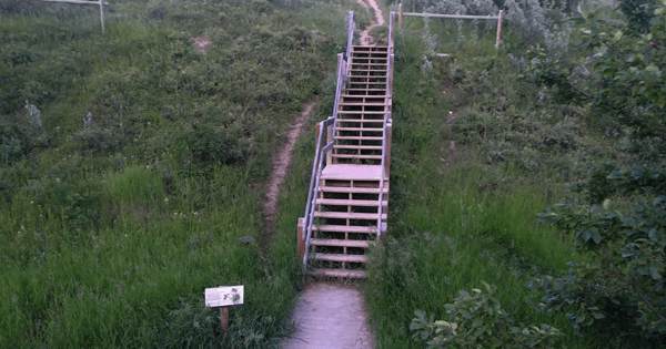 Silver Springs Stairs Thumbnail